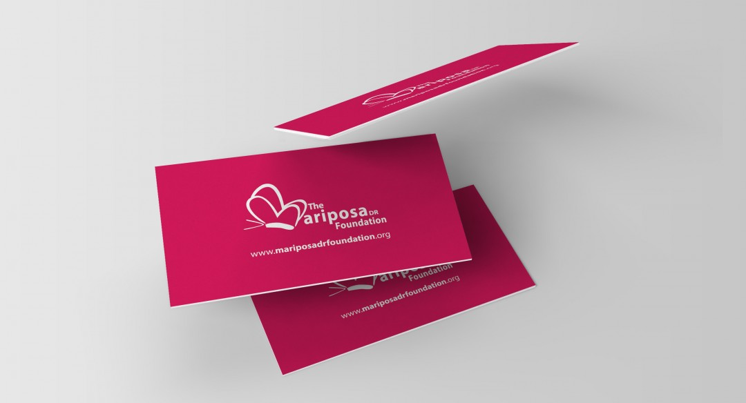 Mariposa DR Foundation Generic Business Card