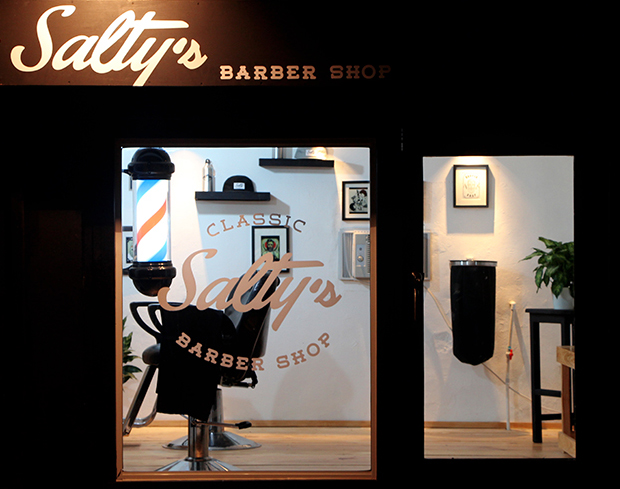 Saltys Barber Shop