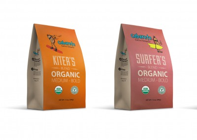 Cabarete Coffee – Compostable Kraft Bags