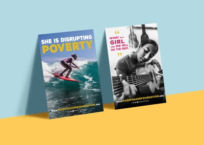 MDRF Disrupting Poverty Posters