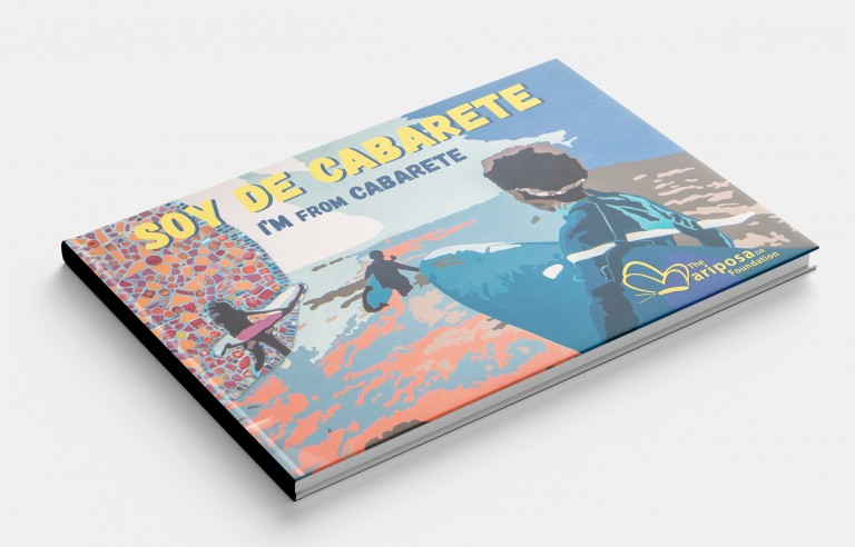 """Soy de Cabarete"" book by MDRF"