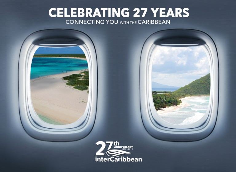interCaribbean Airways 27th Anniversary